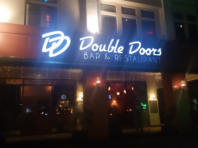 Double Doors: European Style Bar and Restaurant (Puri Kembangan)