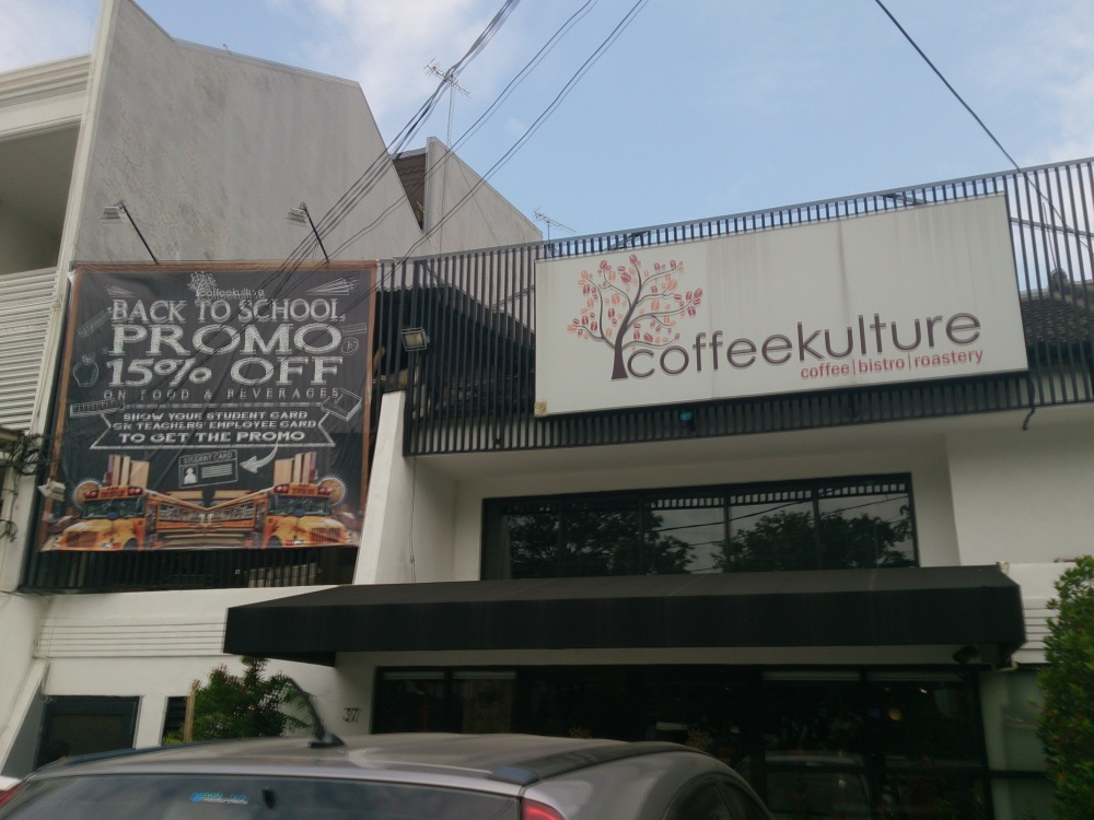 Coffee Kulture Front