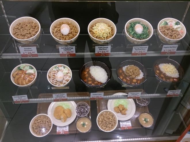Sukiya Gyudon: Beef Bowl khas Jepang (Baywalk Mall Pluit)