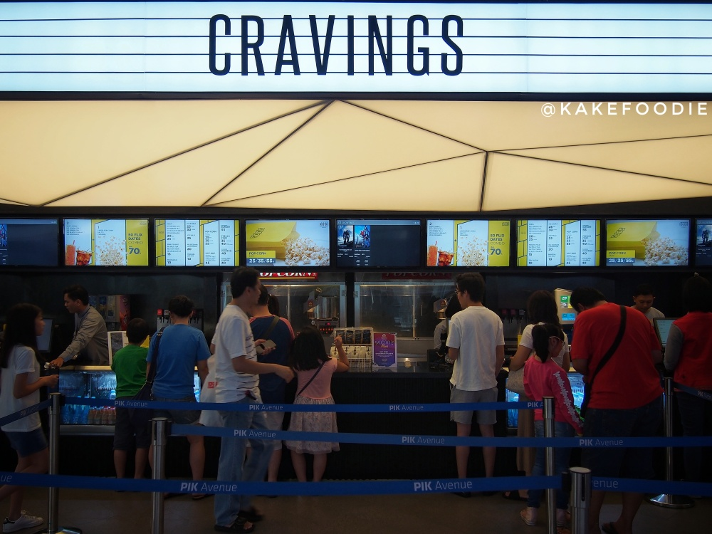 Konter Makanan Flix Cinema