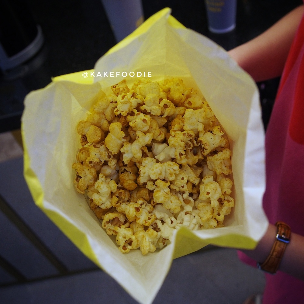 Salty & Caramel Popcorn - IDR 35K