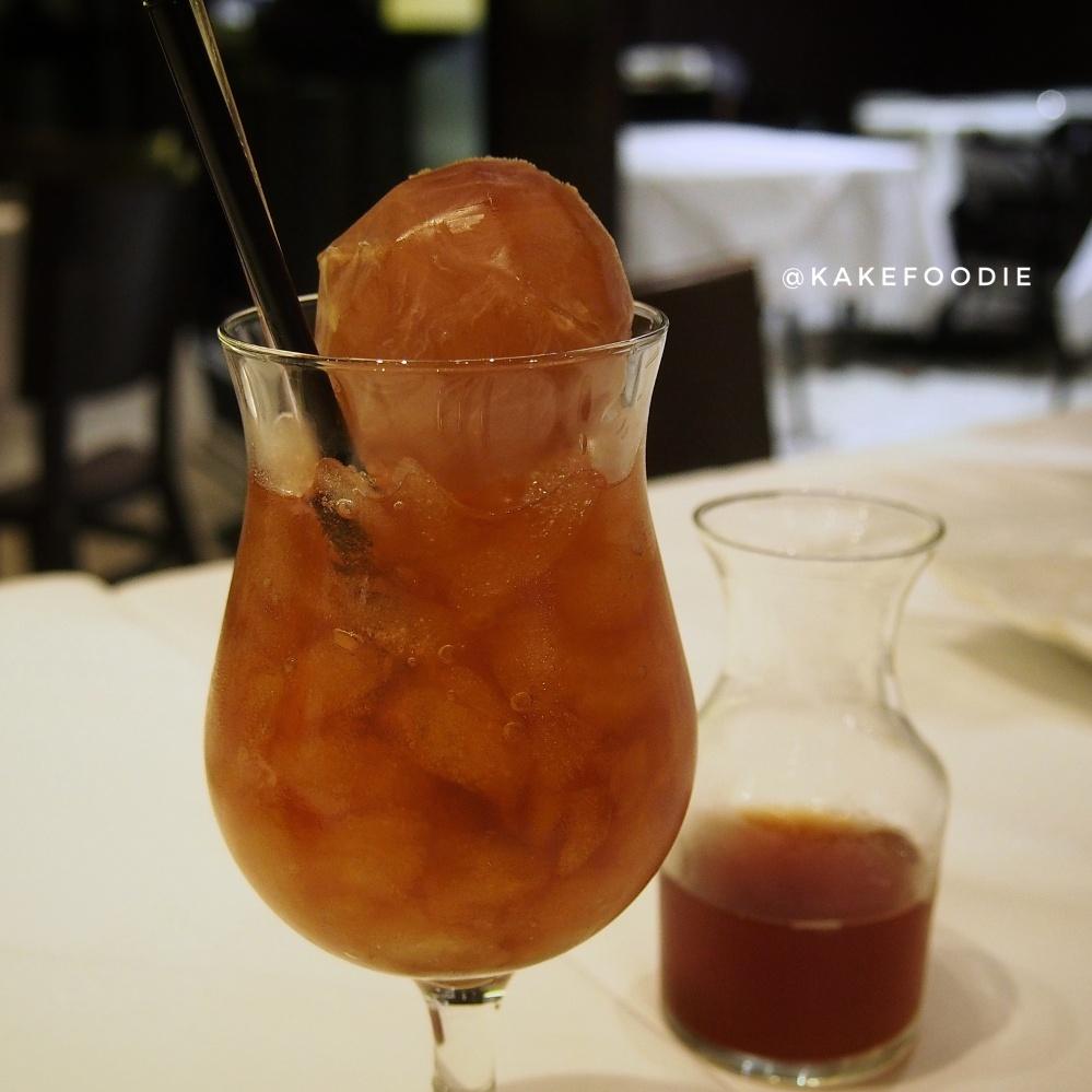 Earl Grey Iced Tea - THB 120++