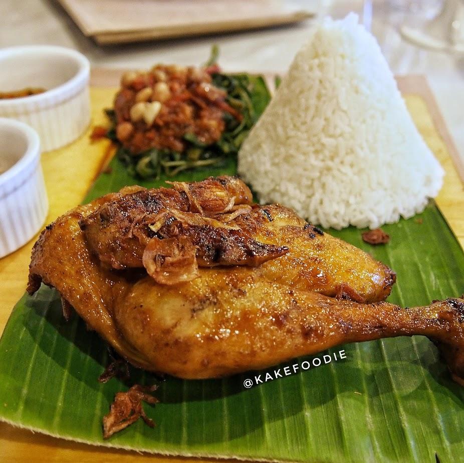 Ayam Bakar Bumbu Rujak - IDR 72K++