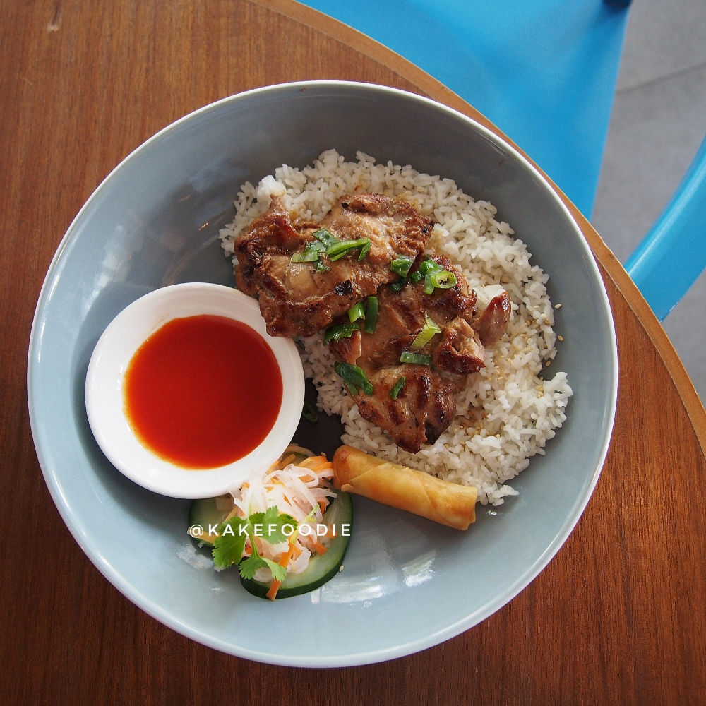 Vietnamese Chicken Rice - IDR 60K++