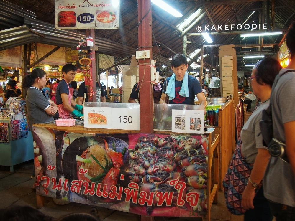Extra: Ini Penampakan Abang yang Jual Goong Ob Woon Sen Enak